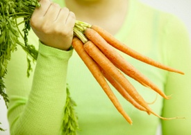 carrots-and-eyesight